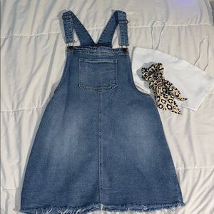 Wild Fable Dress Overalls